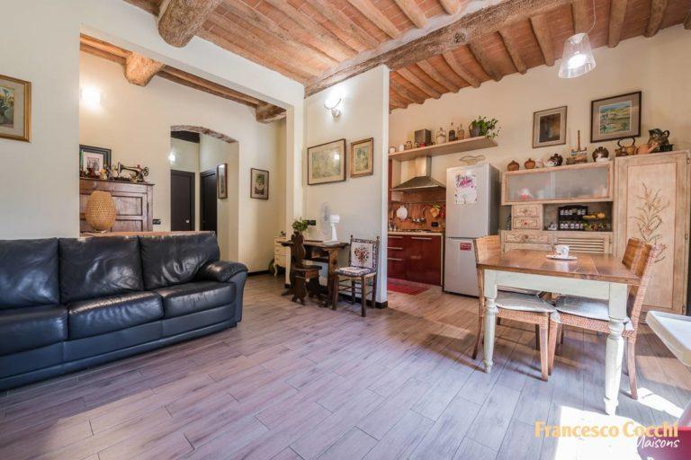 Appartamento in palazzo storico completamente ristrutturato